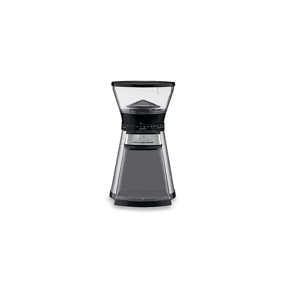 Cuisinart Cbm-18 Conical Burr Programmable Coffee Grinder