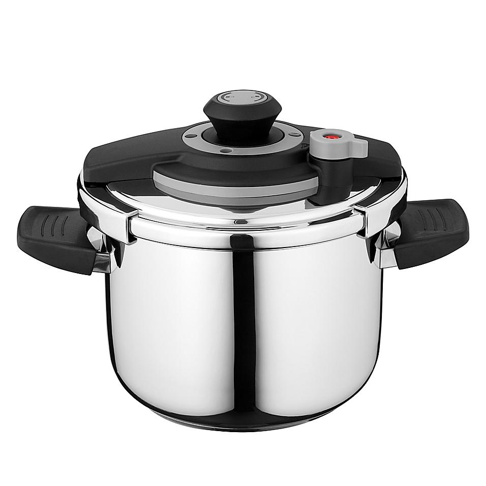 Berghoff Vita 18/10 Stainless Steel 6.3 Qt. Pressure Cooker