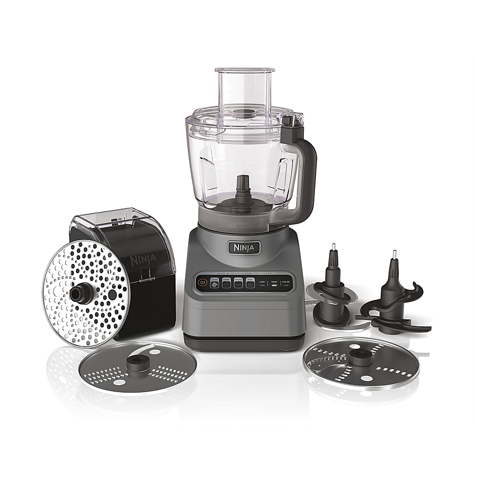 Ninja® Professional Advanced 9-Cup Food Processor withAuto-iQ Preset Programs