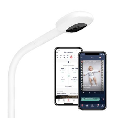 Nanit - Pro Smart Baby Monitor and Floor Stand