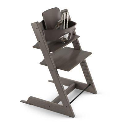 Tripp Trapp® by Stokke® High Chair in Hazy Grey