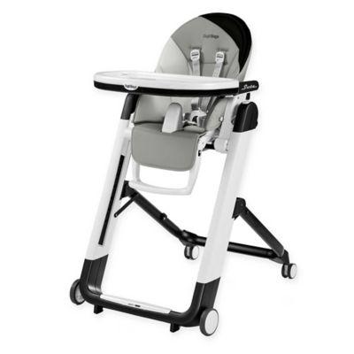 Peg Perego Siesta High Chair in Palette Grey