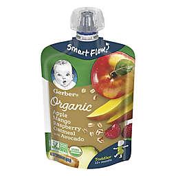 Gerber® 3.5 oz. Toddler Organic Apple Mango Raspberry Oatmeal with Avocado