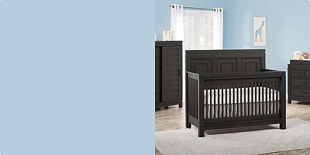Soho Baby Manchester 4-in-1 Convertible Baby Crib