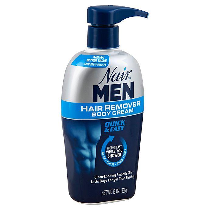 Alternate image 1 for Nair™ Men 13 oz. Hair Remover Body Cream