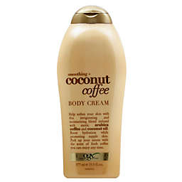 OGX®Smoothing + Coconut Coffee Body Cream