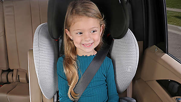 Grow With You Harness-2-Booster Car Seat
