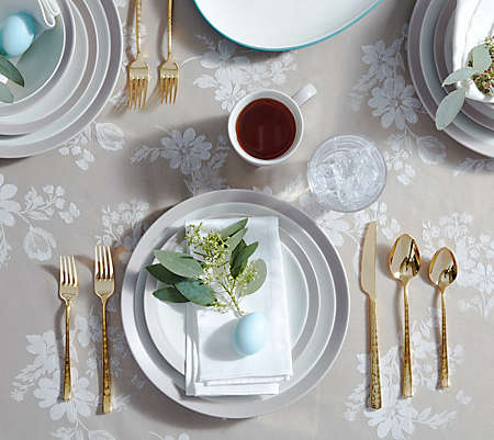 your easter table, 3 ways