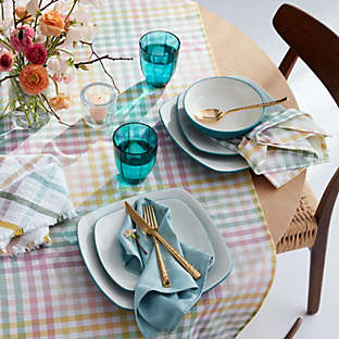 shop easter table linens