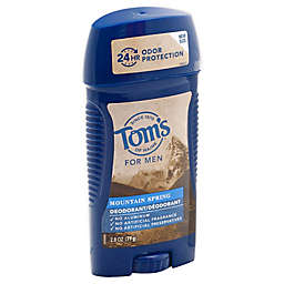 Tom's Of Maine® 2.8 Oz. Men's Mountain Spring Deodorant