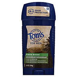 Tom's Of Maine® 2.8 oz. Men's North Woods Deodorant