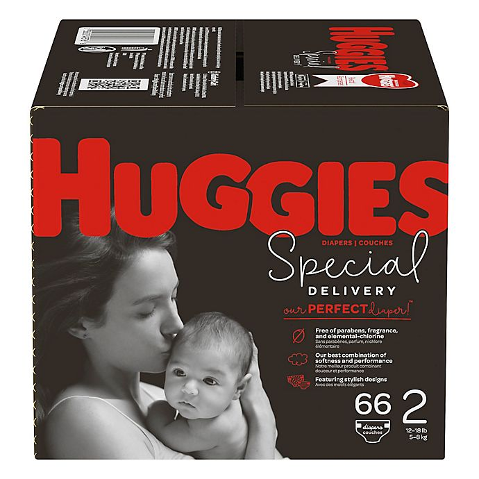 Alternate image 1 for Huggies® Special Delivery™ Size 2 66-Count Disposable Diapers