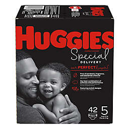 Huggies® Special Delivery™ Size 5 42-Count Disposable Diapers