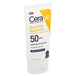 CeraVe® 5 oz. SPF 50 Hydrating Face Sunscreen