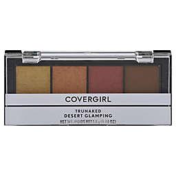 CoverGirl® TruNaked Quad Eyeshadow Palette in Desert Glamping 755