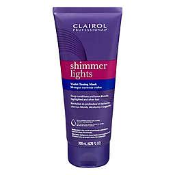 Clairol® 6.7 oz. Shimmer Lights Violet Toning Hair Mask
