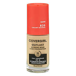 CoverGirl® Outlast 1 fl. oz. Extreme Wear Full Coverage Liquid Foundation in Creamy Natural