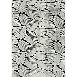 Tala Powerloomed Faux Fur Accent Rug
