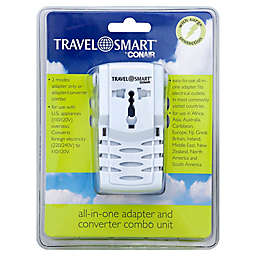 Travel Smart® by Conair Smart All-in-One Converter/Adapter with Surge Protection