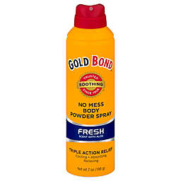 Gold Bond® 7 oz. No Mess Body Powder Spray in Fresh Scent