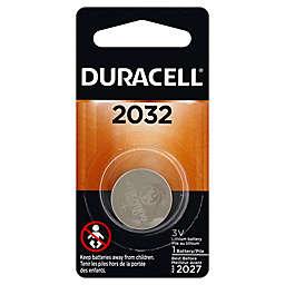 Duracell® CR2032 3-Volt Lithium Coin Battery