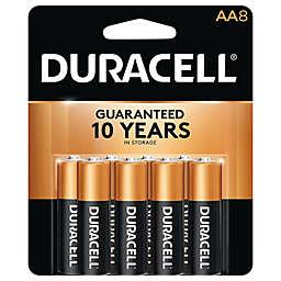Duracell® 8-Pack AA Alkaline Batteries