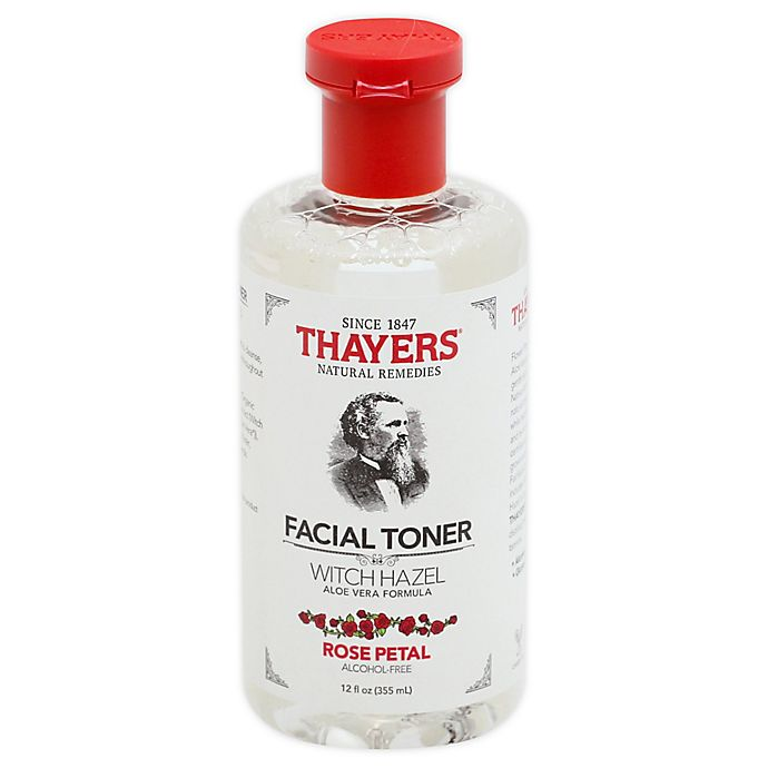 Alternate image 1 for Thayers® 12 oz. Witch Hazel in Rose Petal