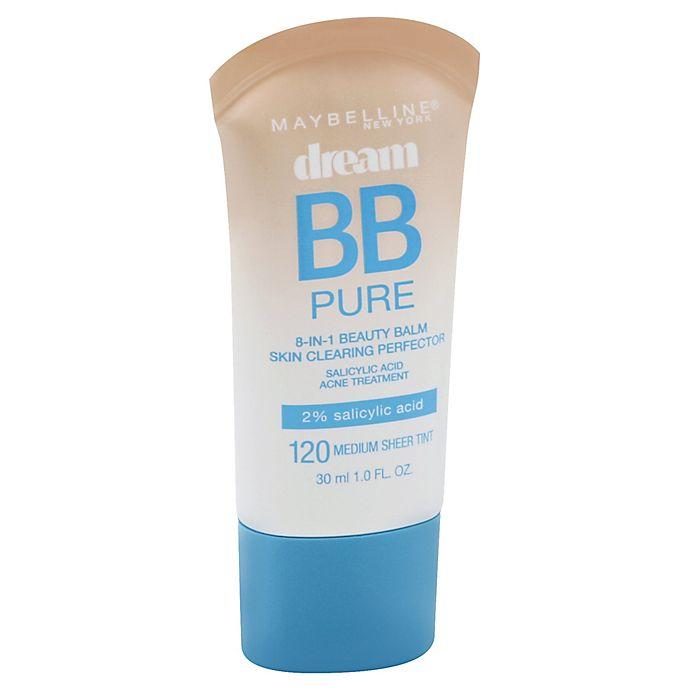 Alternate image 1 for Maybelline® Dream Pure BB Cream in Medium