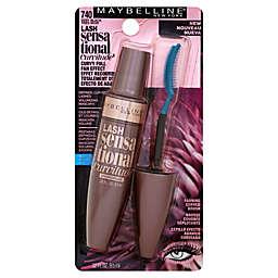 Maybelline® Lash Sensational Curvitude Volumizing Mascara in Very Black 740