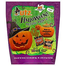 UTZ® 40-Count .5 oz. Halloween! Pretzel Treats