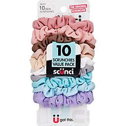 Scunci® Value 10-Count The Original Scrunchies