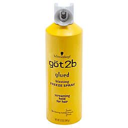 got2B 12 oz. Schwarzkopf Glued Blasting Freeze Hair Spray