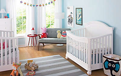 Nursery Ideas Option 1