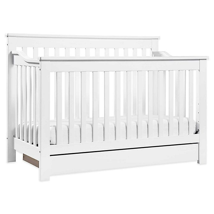 Alternate image 1 for DaVinci Piedmont 4-in-1 Convertible Crib