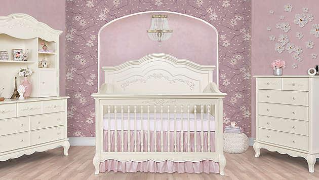 Aurora 4-in-1 Convertible Crib