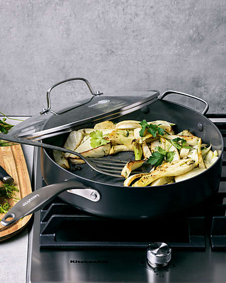 With over 150 patents, GreenPan makes cooking safer & easier.