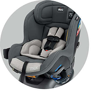 Extended rear-facing use with ClearTex™ comfort.