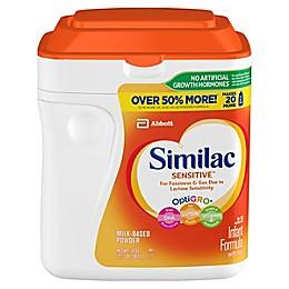 Similac Sensitive® 34 oz. Infant Formula Powder
