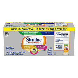 Similac® 12-Pack Value Pack Infant Formula with Iron