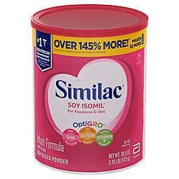 Similac® 1.93 lb. Infant Formula Soy-Based Powder with Iron