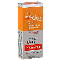 Neutrogena® Rapid Clear® .5 oz. Acne Eliminating Spot Gel