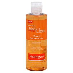 Neutrogena® Rapid Clear® 8 oz. 2-in-1 Fight & Fade Toner