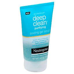 Neutrogena® 4.2 oz. Deep Clean Gel Scrub