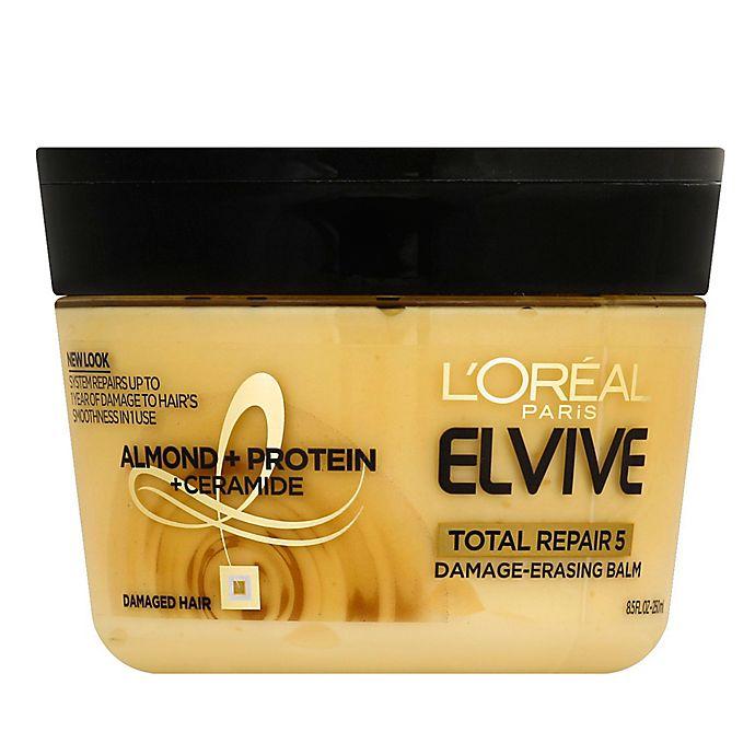 Alternate image 1 for L'Oréal® Elvive Total Repair 5 8.5 oz. Damage-Erasing Balm