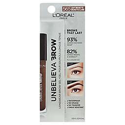 L'Oréal® Unbelieva-Brow Longwear Waterproof Brow Gel in Light Brunette (565)