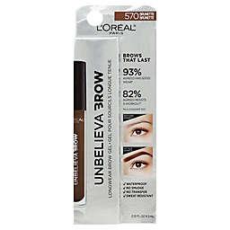L'Oréal® Unbelieva-Brow Longwear Waterproof Brow Gel in Brunette (570)