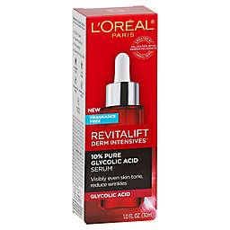 L'Oréal® Paris Revitalift 1 fl. oz. Derm Intensives 10% Pure Glycolic Acid