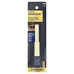 L'Oréal® Matte Signature Eyeliner in Blue 710