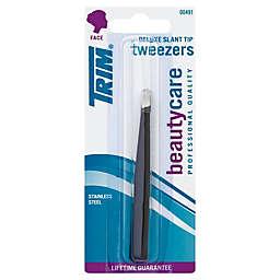 Trim® Deluxe Slant Tip Tweezers