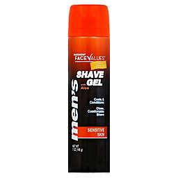 Harmon® Face Values™ 7 oz. Men's Sensitive Skin Shave Gel